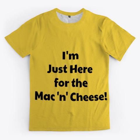 Mac n cheese yellow